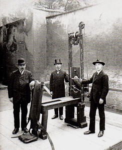guillotine Munich1
