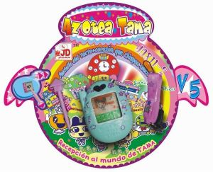 Tamagotchi-Connection-V5-Touch-Screen-Chimney-JD-811-